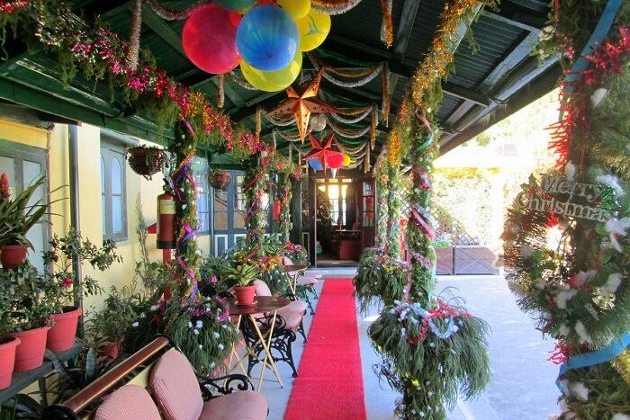 Christmas in Darjeeling