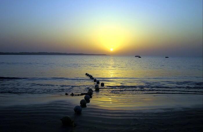 Diu Sunset View
