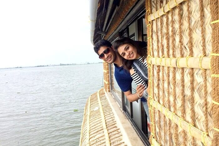 House boat Alleppey