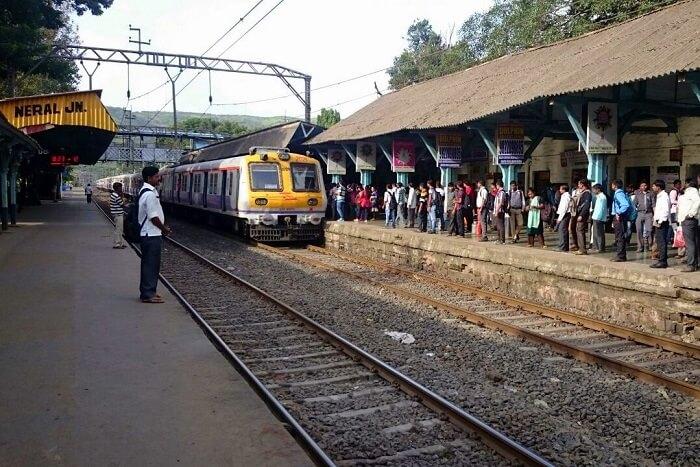 How to reach Bhimashankar Wildlife Sanctuary by train