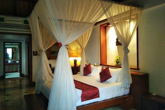 Alam Puri Art and Museum bali nirav's honeymoon suite