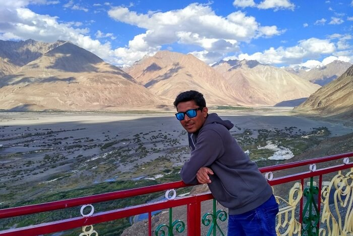 ninad scenic views ladakh