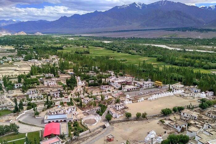 ninad ladakh trip scenic views