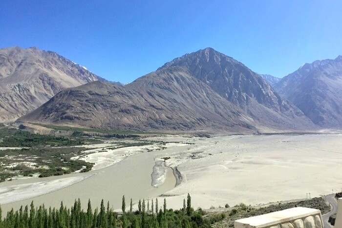 valley in ladakh