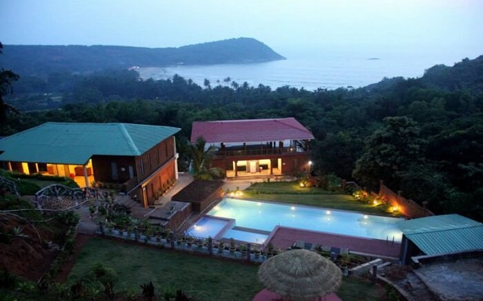 Kudle Beach View Resort & Spa