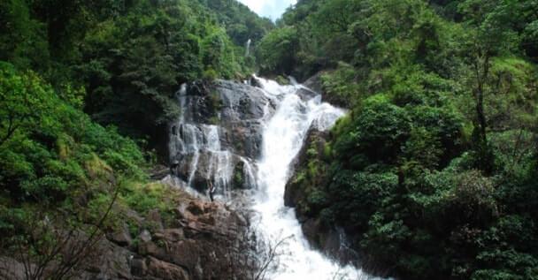 Kuskem Waterfalls