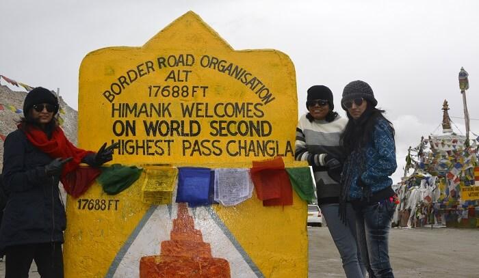 world's 2nd highest pass