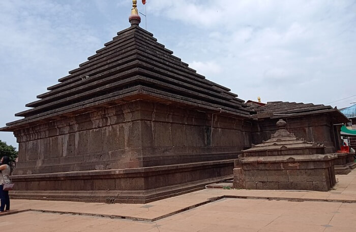 Mahabaleshwar Temple View