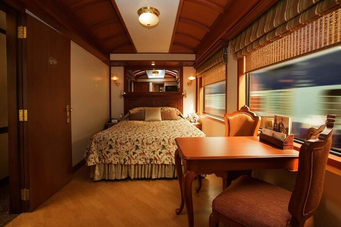 stay at the maharaja express