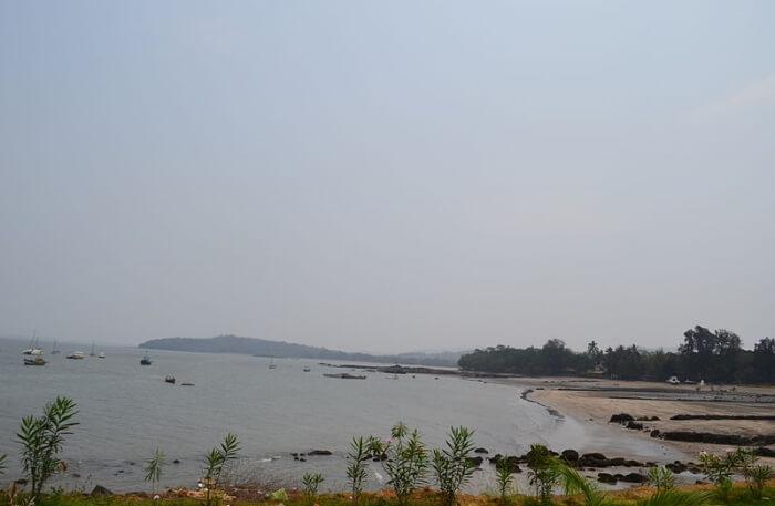 Mandwa Beach View