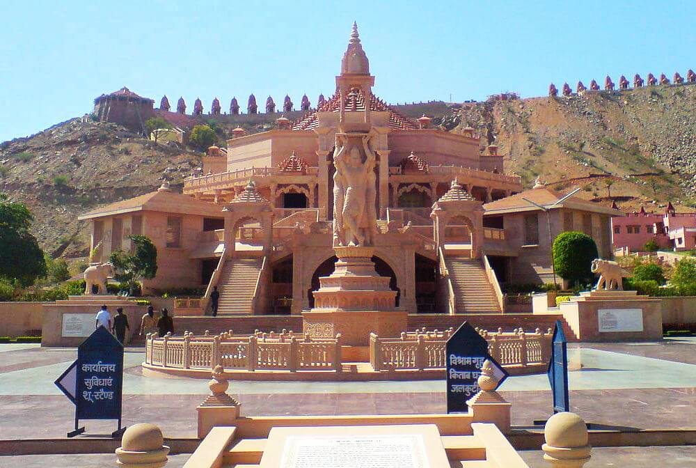 Nareli Jain Temple in Ajmer