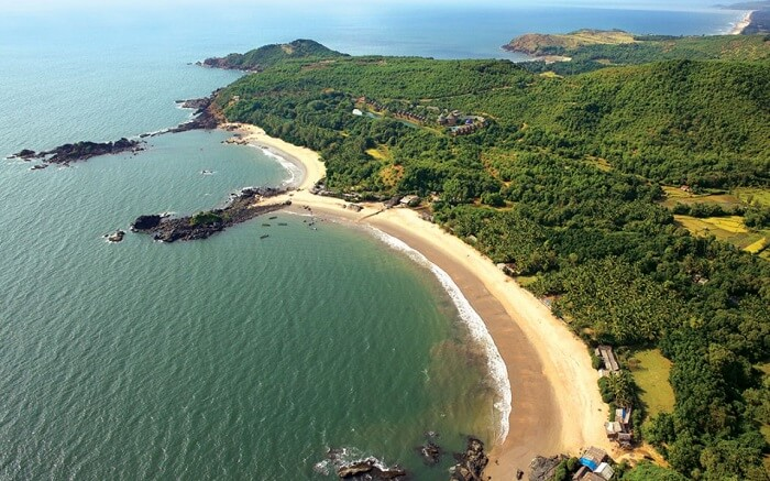 Om Beach in Gokarna ss25092017