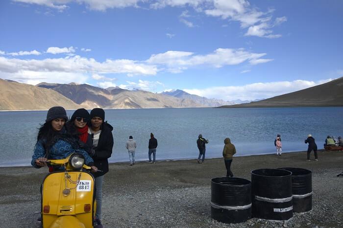 movie location in ladakh