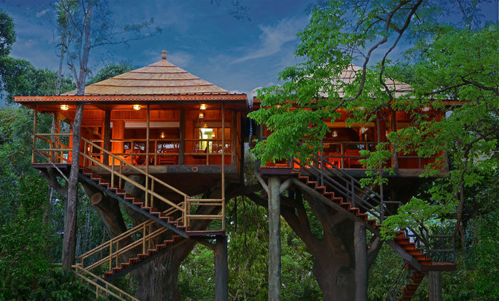 10 Treehouses In South India That Ll Bond You With Nature