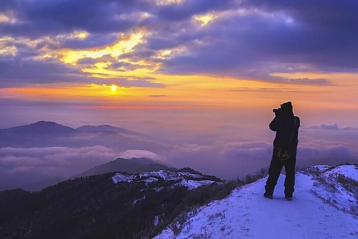 Sandakphu Trek Route in Darjeeling