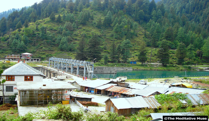 Shanan Hydel Project