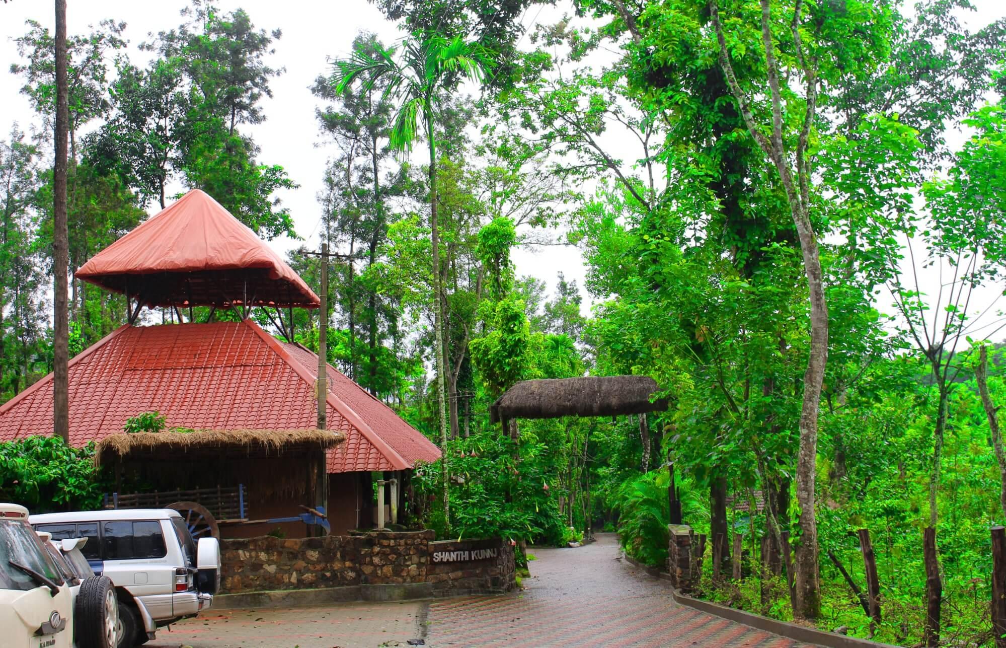 Shanthi Kunnj Homestay
