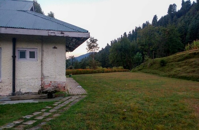 Staying In Barot Valley