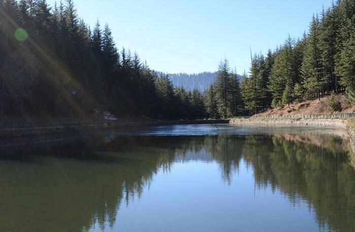 Tani Jubbar Lake View
