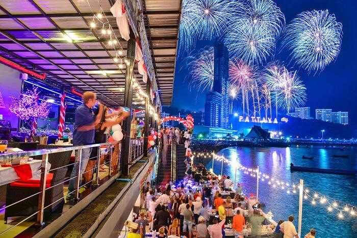 The Boozy Lanes Of Pattaya's Walking Street