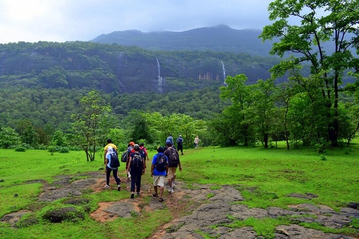 The Sidhi Ghat Route for trekking to bhimashankar