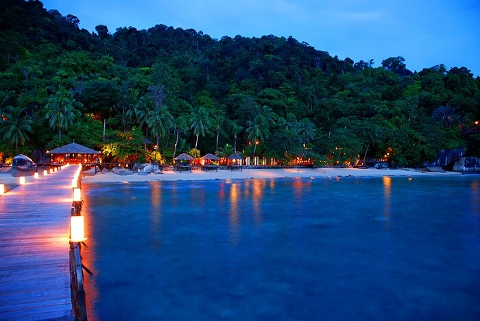 popular luxury islands malaysia