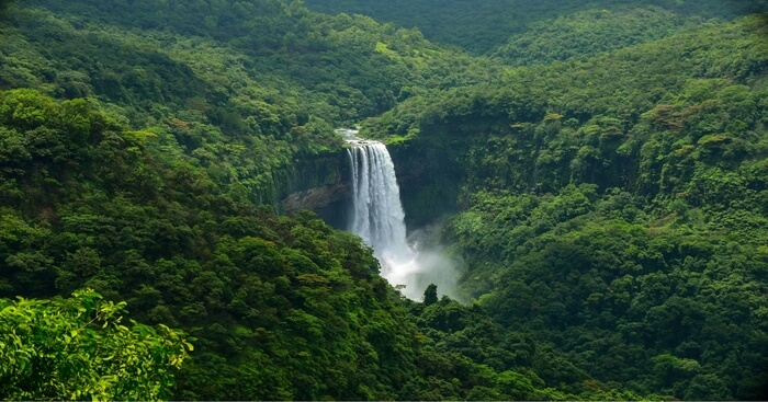 10 waterfalls in goa from popular names to offbeat ones