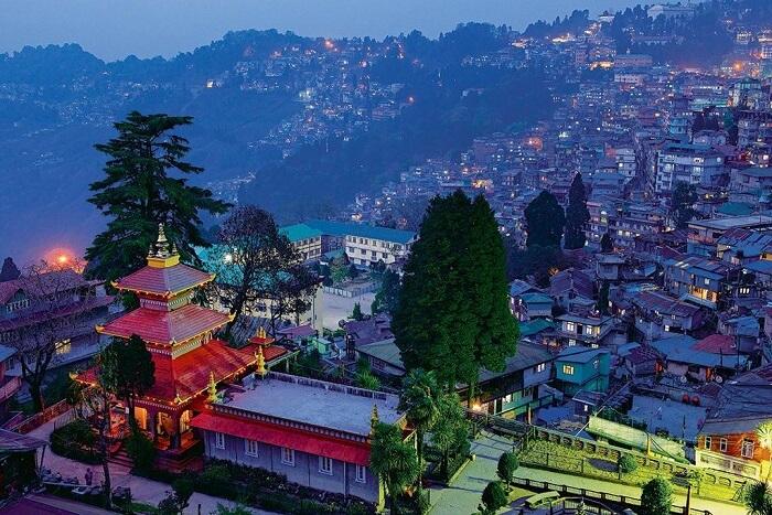 Weather in Darjeeling in December