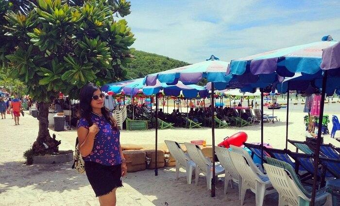 beaches in pattaya thailand
