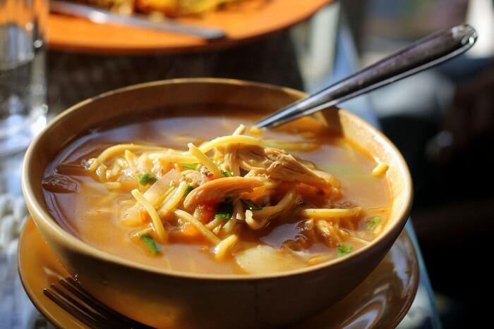 Local cuisines of Darjeeling