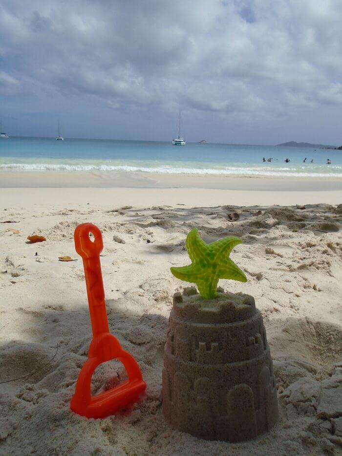 beaches of seychelles