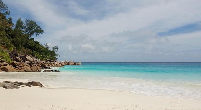 anse georgette beach in seychelles