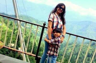 family trip to himachal