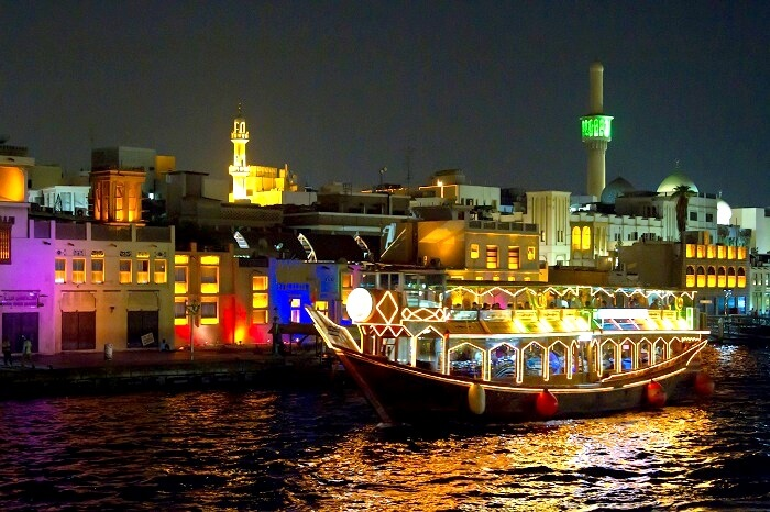 dubai creek sightseeing