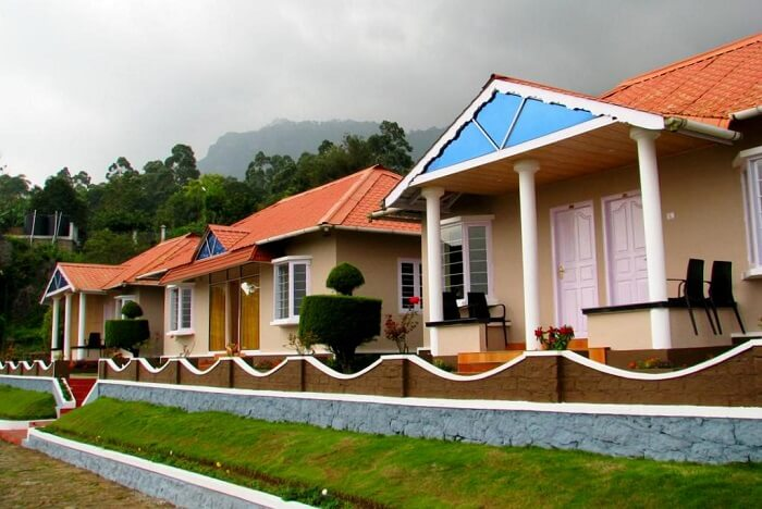 holiday heaven resort in munnar