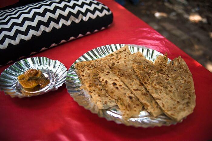 iift dhaba food