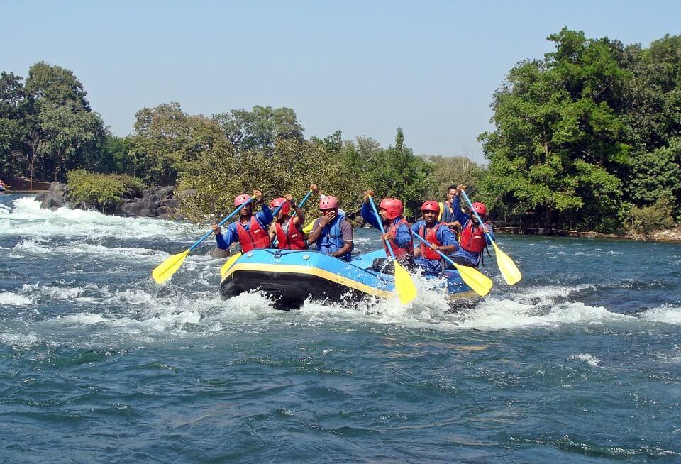 Rafting Dandeli River Rafting Karnataka Kali River