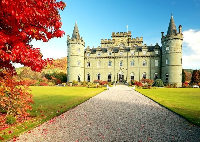 Inveraray Castle Scotland