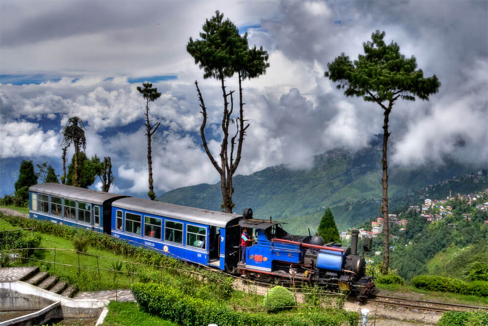 train darjeelig honeymoon sk65374