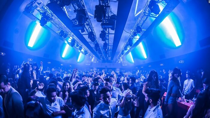 Zouk Club in KL