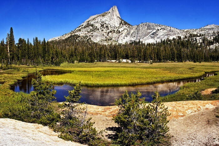 John Muir Trail Hiking