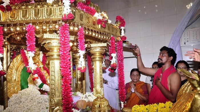 Naga Sai Mandir Coimbatore