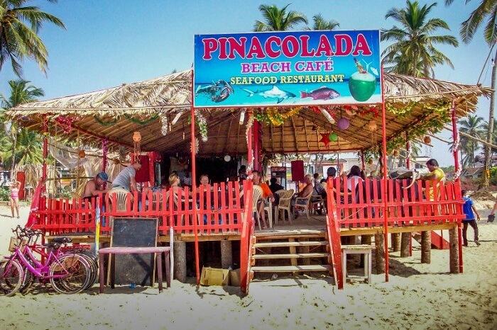 Pina Colada Beach Shack