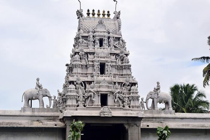 Eachanari Vinayagar Temple Coimbatore