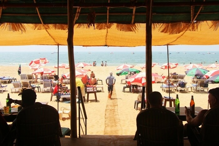 Shining Star Beach Shack, Baga