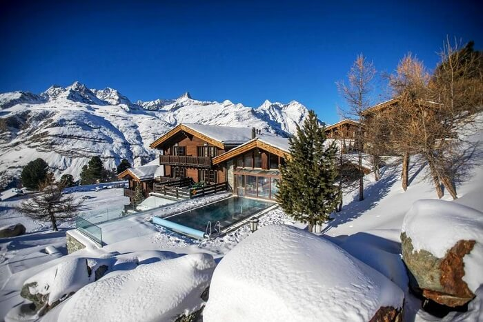 Riffelalp Resort, Switzerland