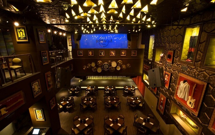 Hard Rock Cafe Gurgaon New Year Eve