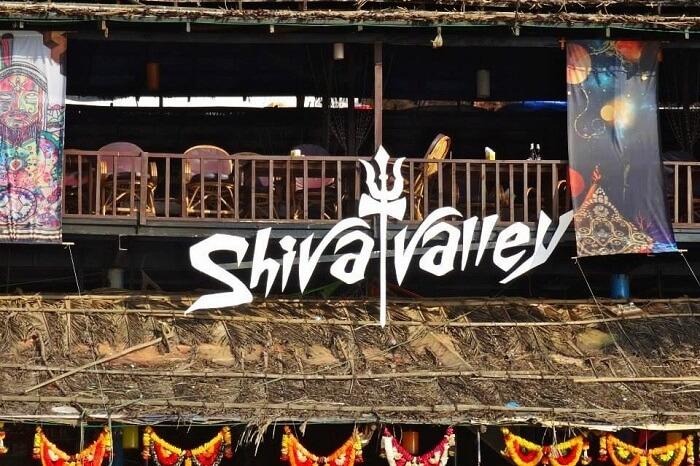 Shiva Valley, Anjuna