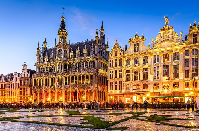Public wifi in Belgium
