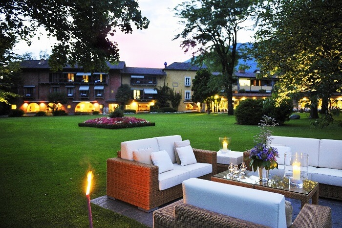 Castello del Sole Beach Resort & Spa Switzerland